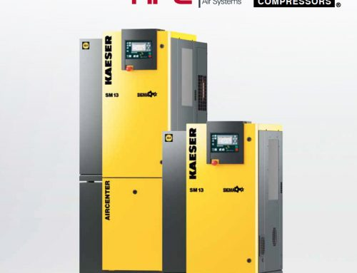 SM Series – HPC Rotary Screw Compressor