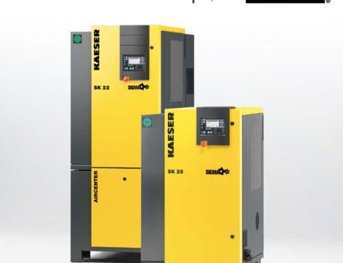 SX Series – HPC Rotary Screw Compressor